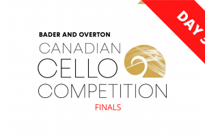 Cello Competition